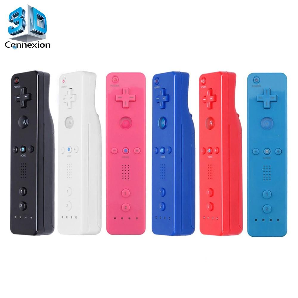 Controle para Nintendo Wii Remote (3DRJ1386)