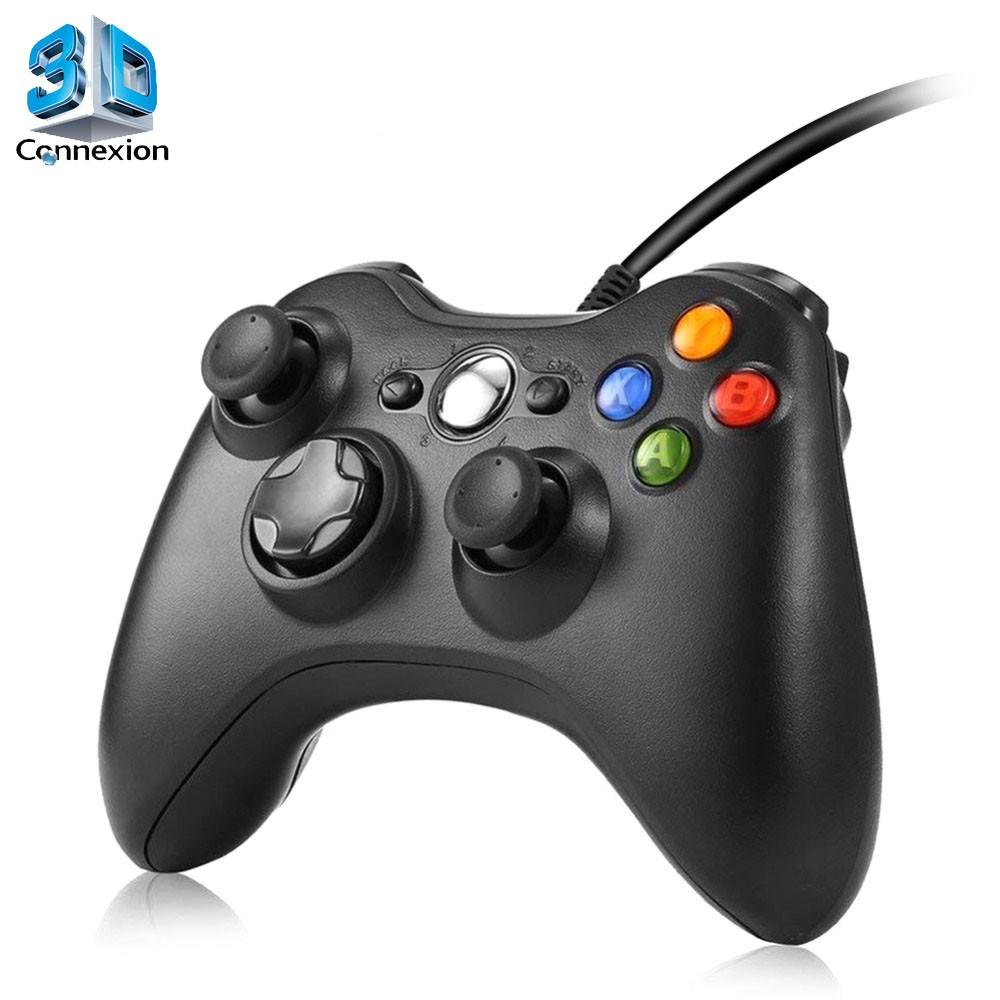 Controle para Xbox360 Com Fio (3DRJ1388)