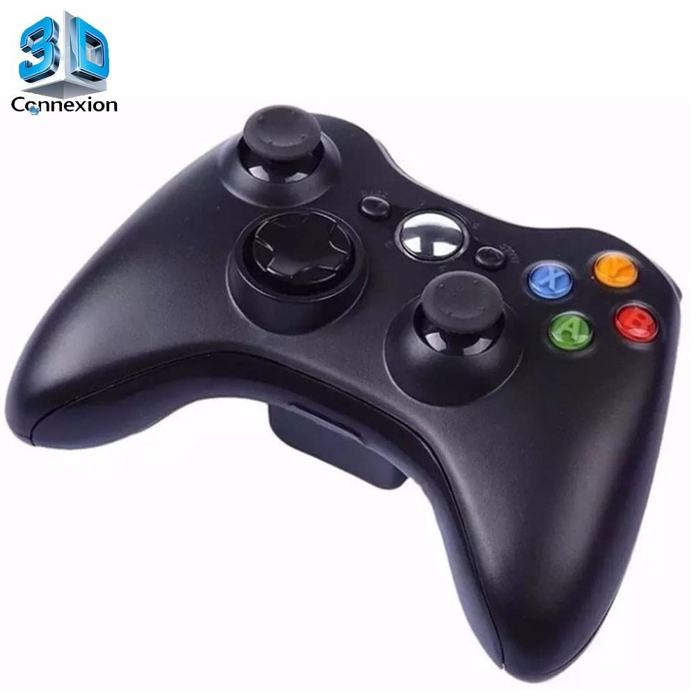 Controle para Xbox360 Sem Fio (3DRJ1389)