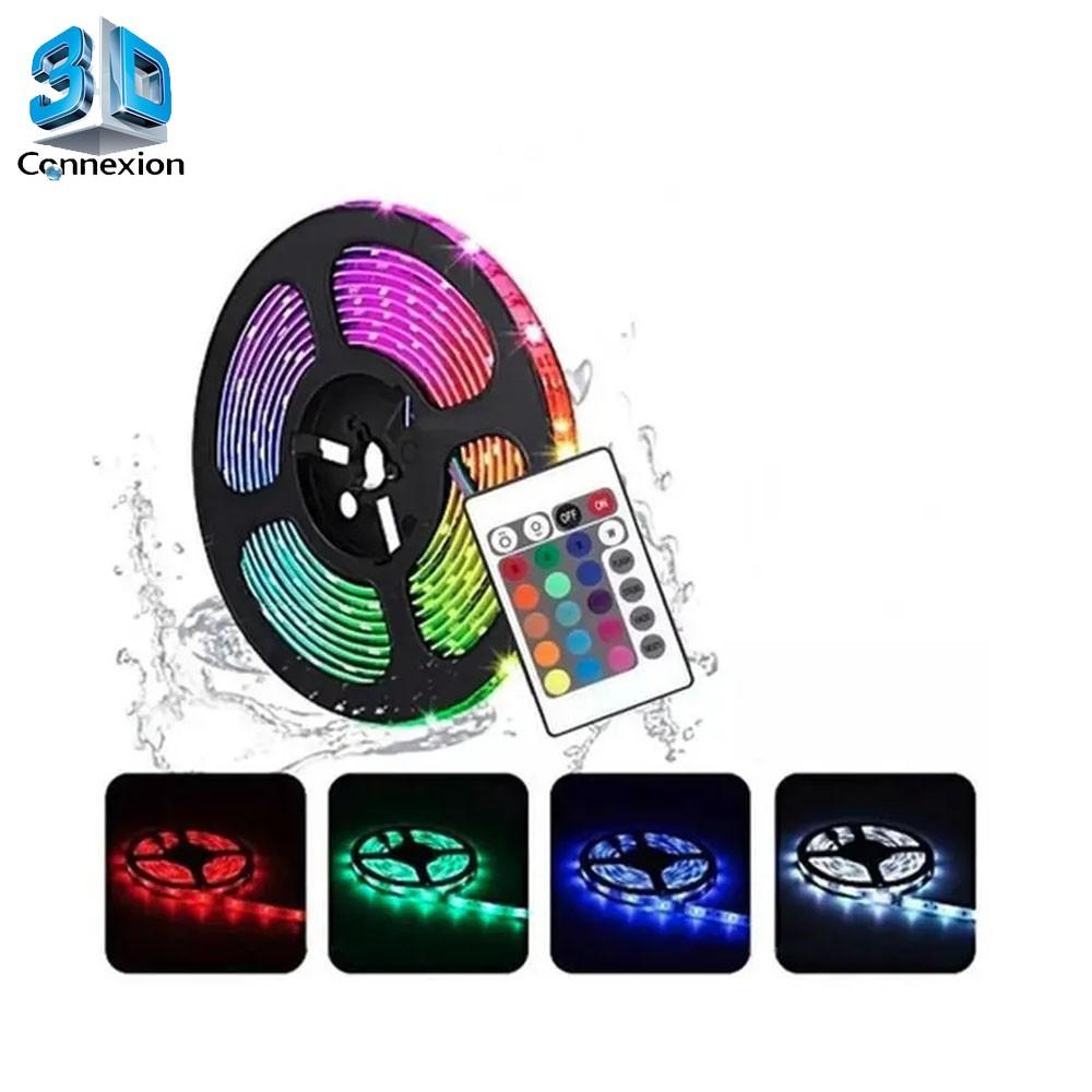 Fita Led SMD5050 5M RGB Color