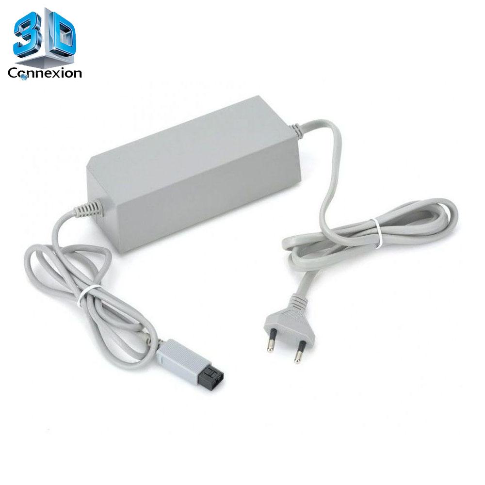 Fonte de alimentação para Nintendo Wii Bivolt (3DRJ1430)