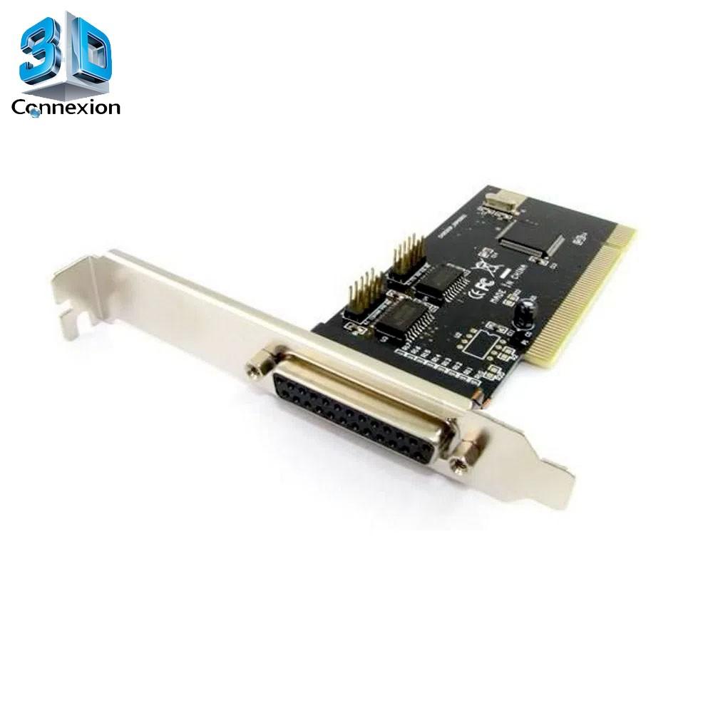 Placa PCI Paralela - 3DConnexion