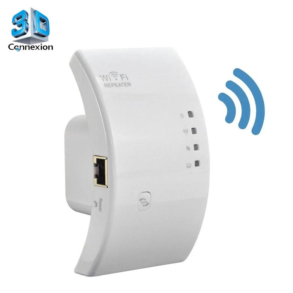 Repetidor de sinal WI-FI 300mbps ( 3DRJ1502 )