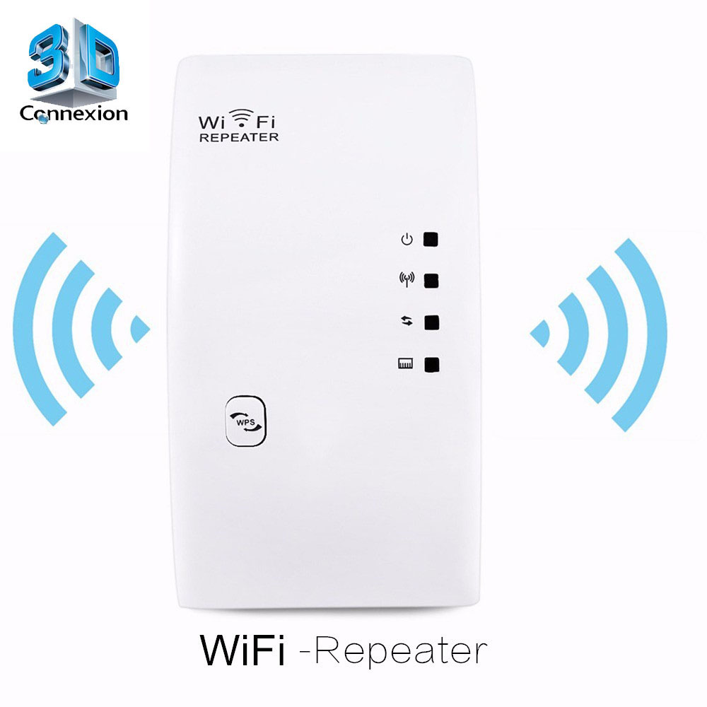 Repetidor de sinal WI-FI 600mbps ( 3DRJ1503 )
