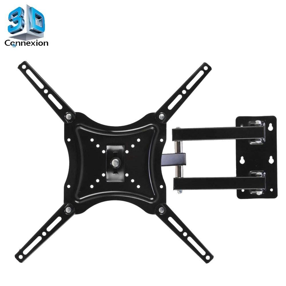Suporte Articulado para TV 14 a 55 polegadas - 3DConnexion