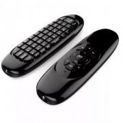 Air Mouse MINI Sem Fio 2,4 Ghz Android Tv Box Pc Mac Bateria Recarregável