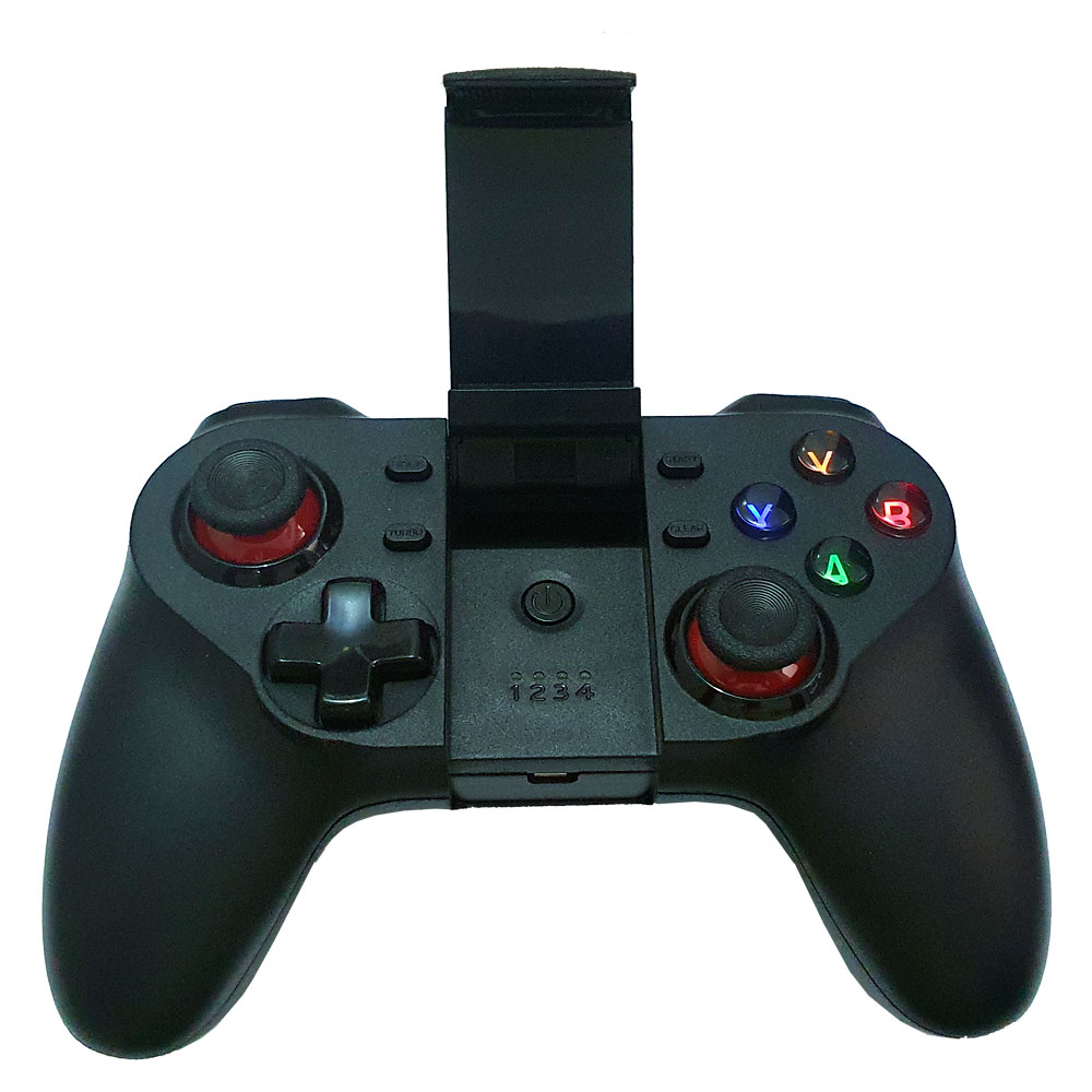 Controle Joystick Bluetooth FOYU FO-618 PARA CELULAR E Tv Box Android