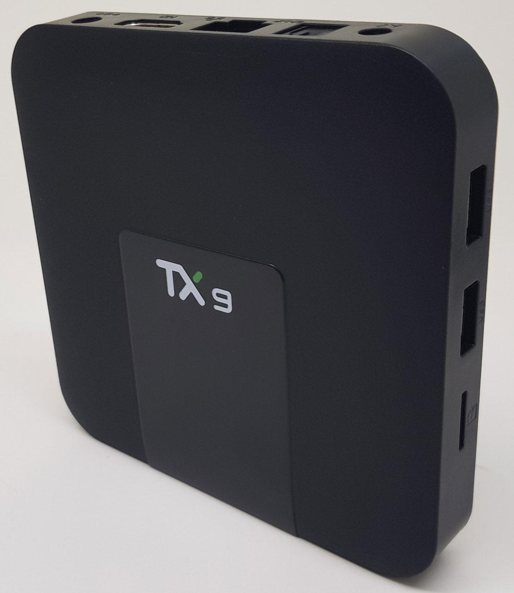Tv Box Tx9 Android 7.1.2 Quadcore 2gb/16gb Interface Oranth + Controle Ipega 9076