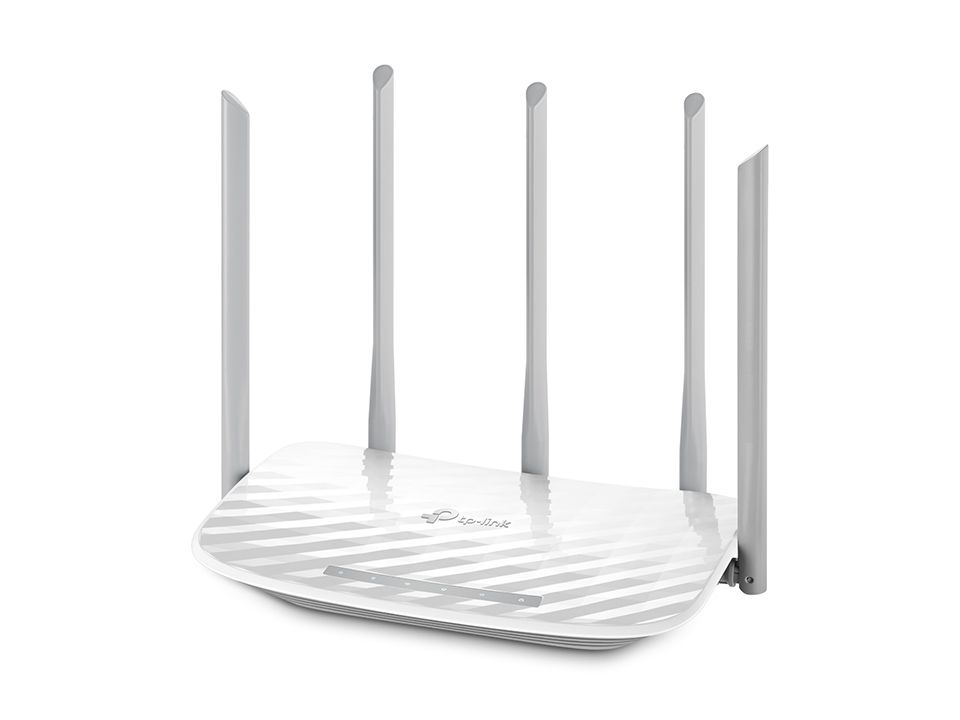Roteador Wi-fi Tp Link Archer C60 Dual Band Ac 1350mbps