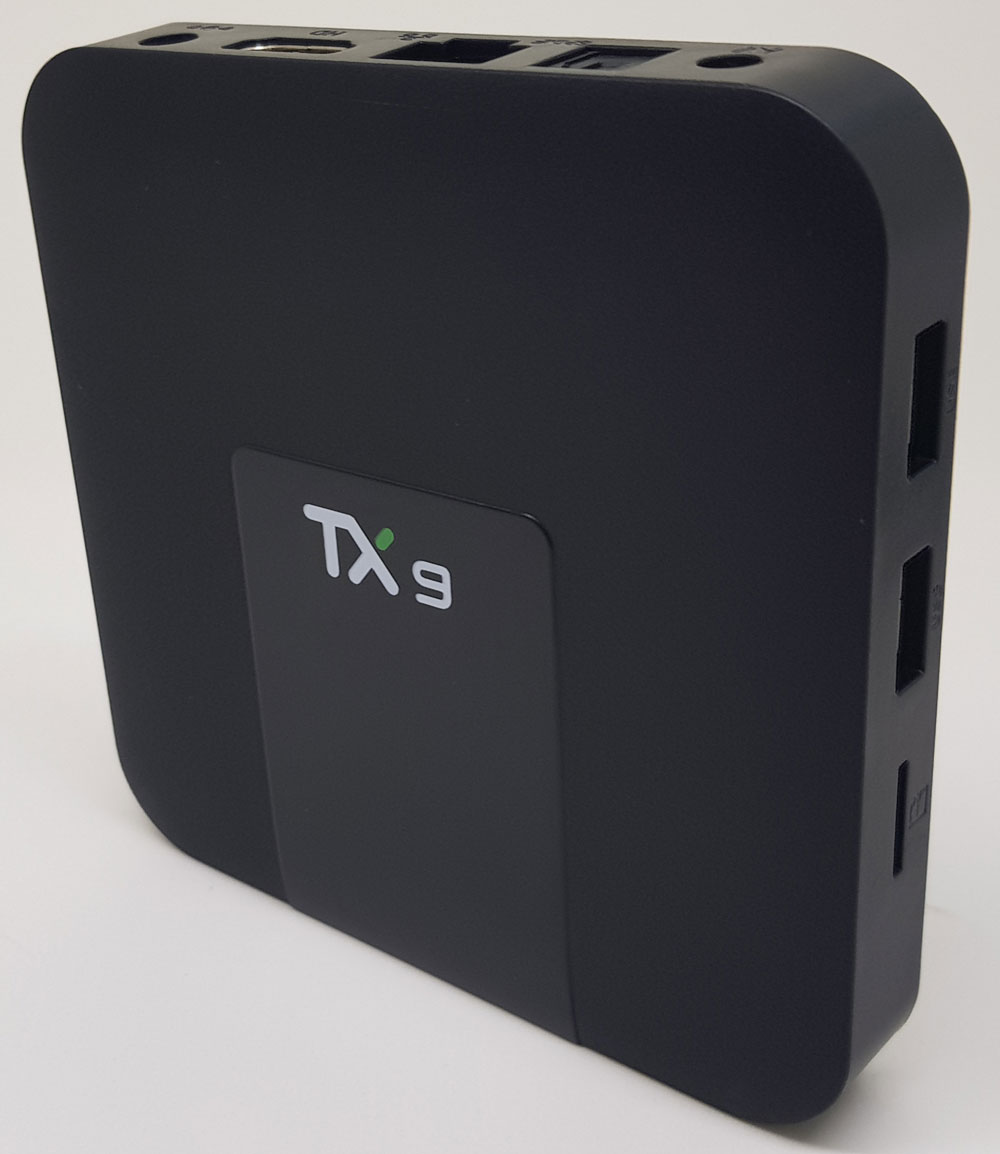 Tv Box Tx9 Android 7.1.2 Quadcore 2gb/16gb Interface Oranth