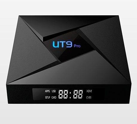 Tv Box Ut9 Pro 4k Octacore 3gb/32gb Bluetooth Android 7.1