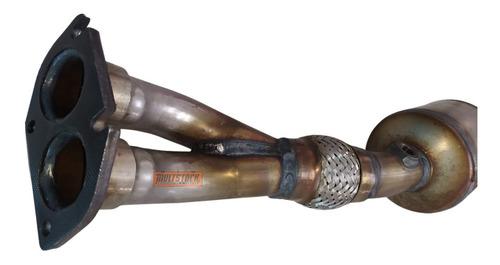 Catalisador S10 2007 2008 09 Blazer 2.4 Flex 2007 Até 2012