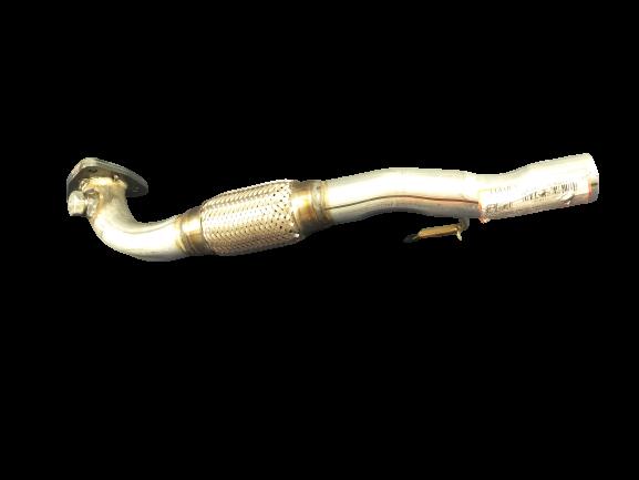 Tubo Flexível Gol G5 G6 Saveiro Voyage Fox Crossfox
