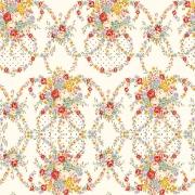 Papel de Parede Floral Chuva de Cores