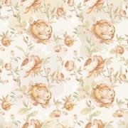 Papel de Parede Floral Tom Pastel