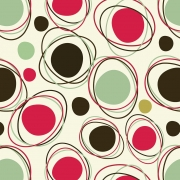 Papel de Parede Geométrico Alegria Colorido