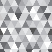 Papel de Parede Geométrico Diamante Tons Cinza e Branco