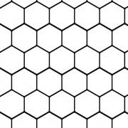 Papel de Parede Geométrico Rede Futebol