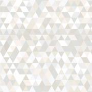 Papel de Parede Geométrico Tons Claros Neutros