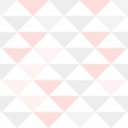 Papel de Parede Geométrico Triângulos Menores
