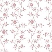 Papel de Parede Mini Floral Nude