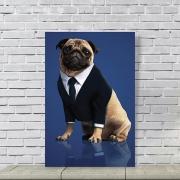 Placa Decorativa Cachorro do MIB