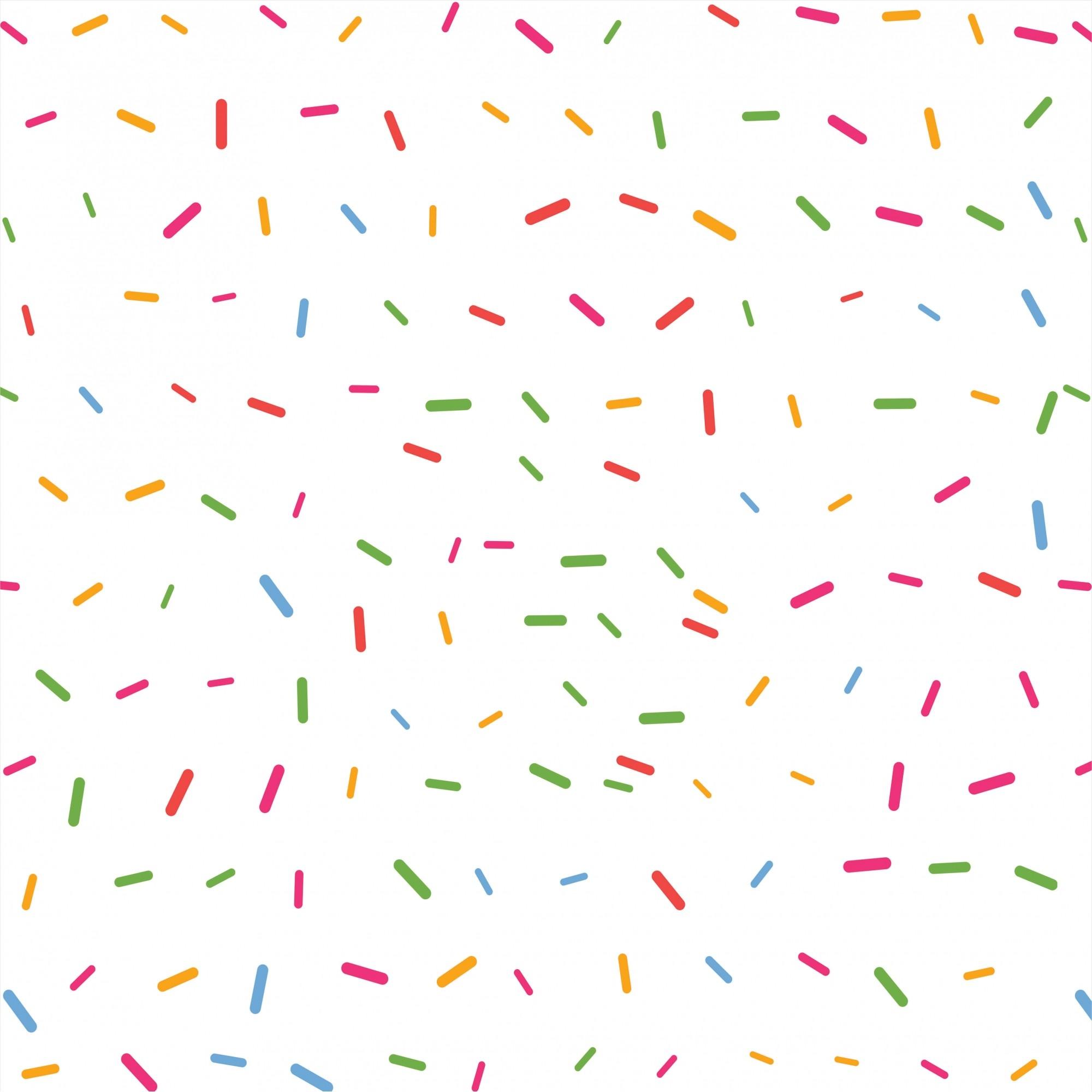 Papel de Parede Baby Confete