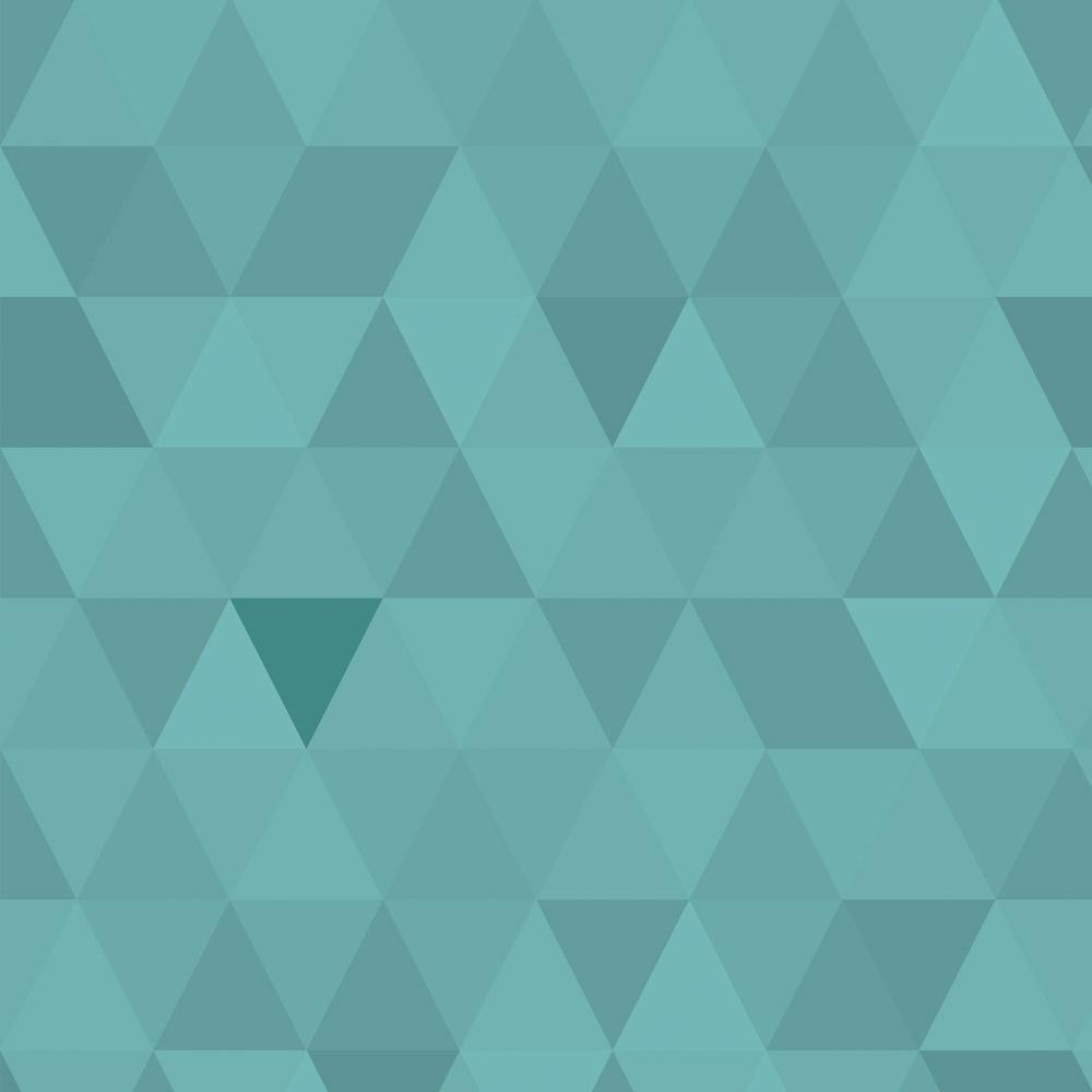 Papel de Parede Geométrico Piscina