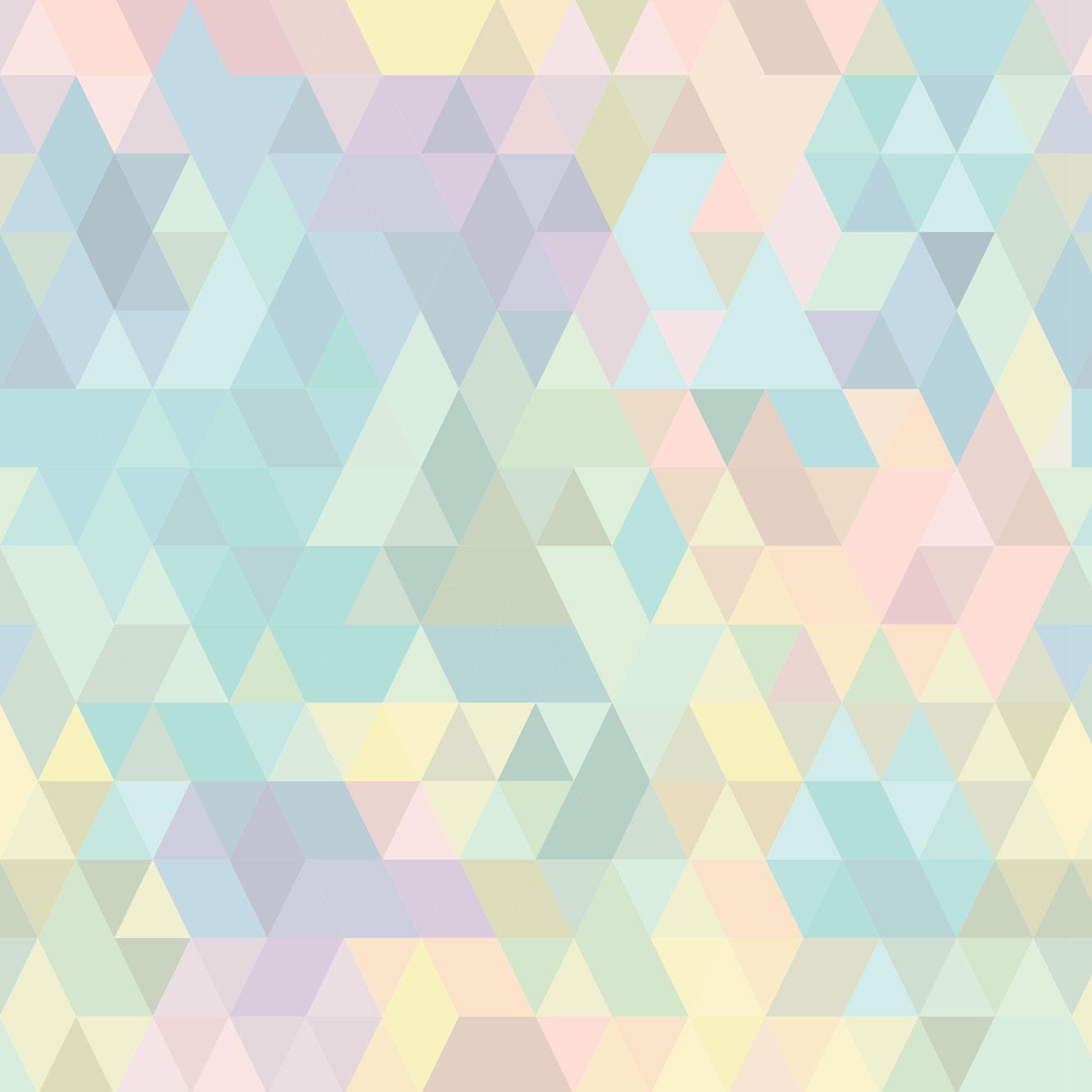 Papel de Parede Geométrico Tay Day
