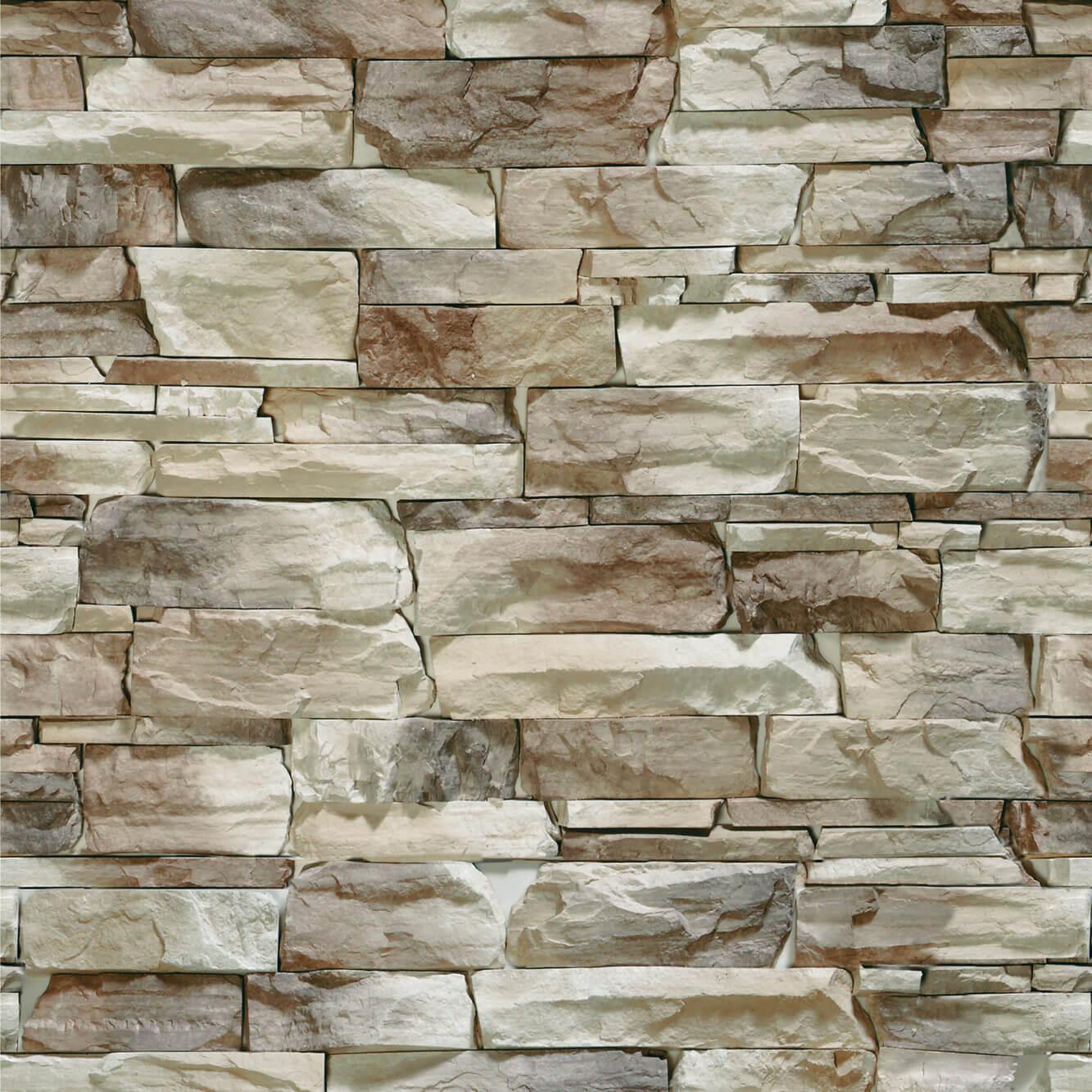 Papel de Parede Pedras Jaragua Filetes