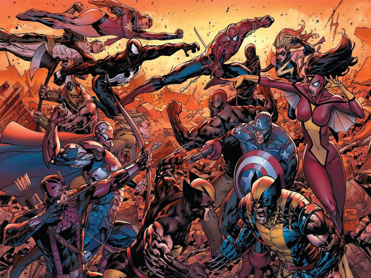 Placa Decorativa Super Heróis Variados