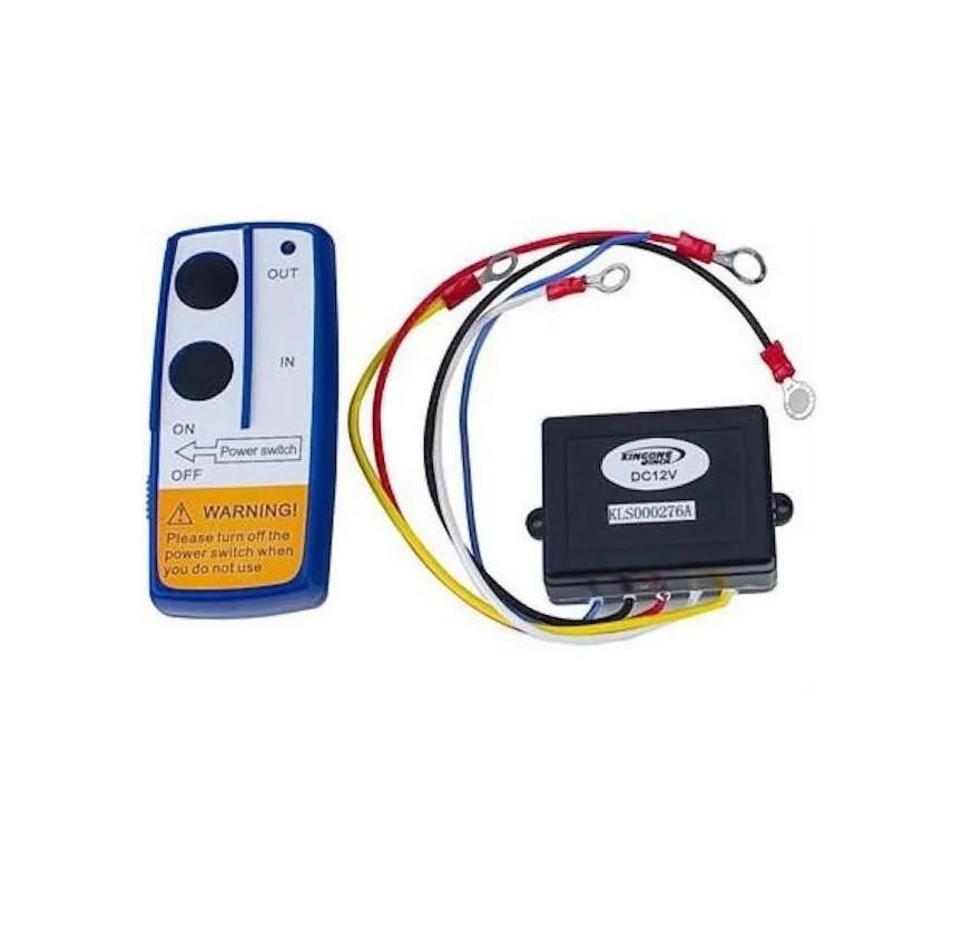 Controle Remoto Wireless para Guincho Elétrico