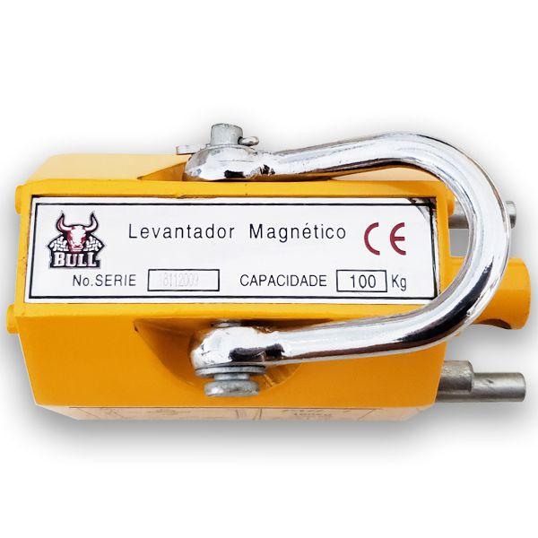 Levantador Magnético 1000kg