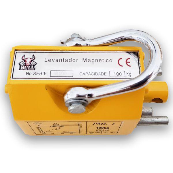 Levantador Magnético 100kg