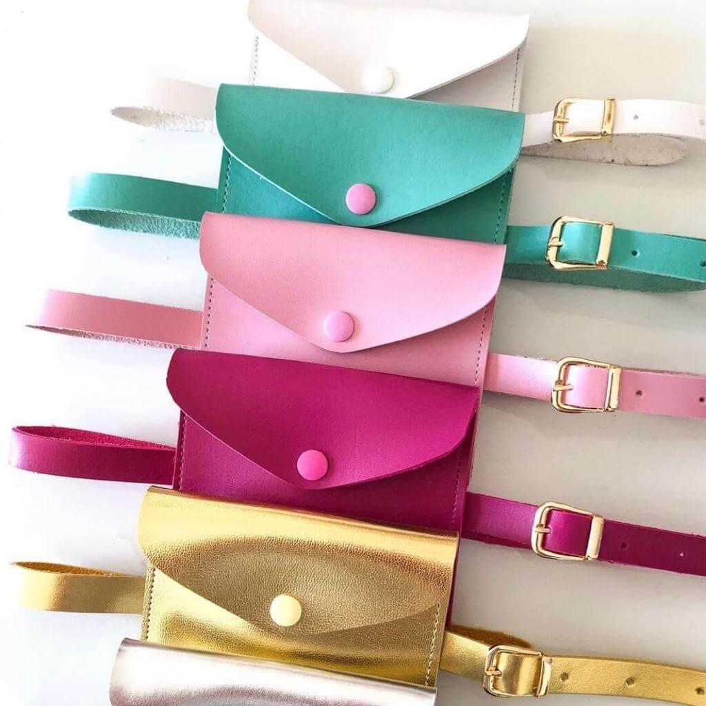 Mini Pochete Colors