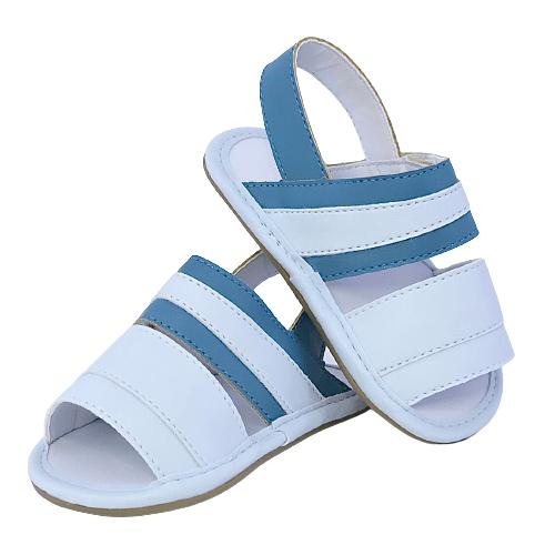 Sandália Azul Denin Bebê