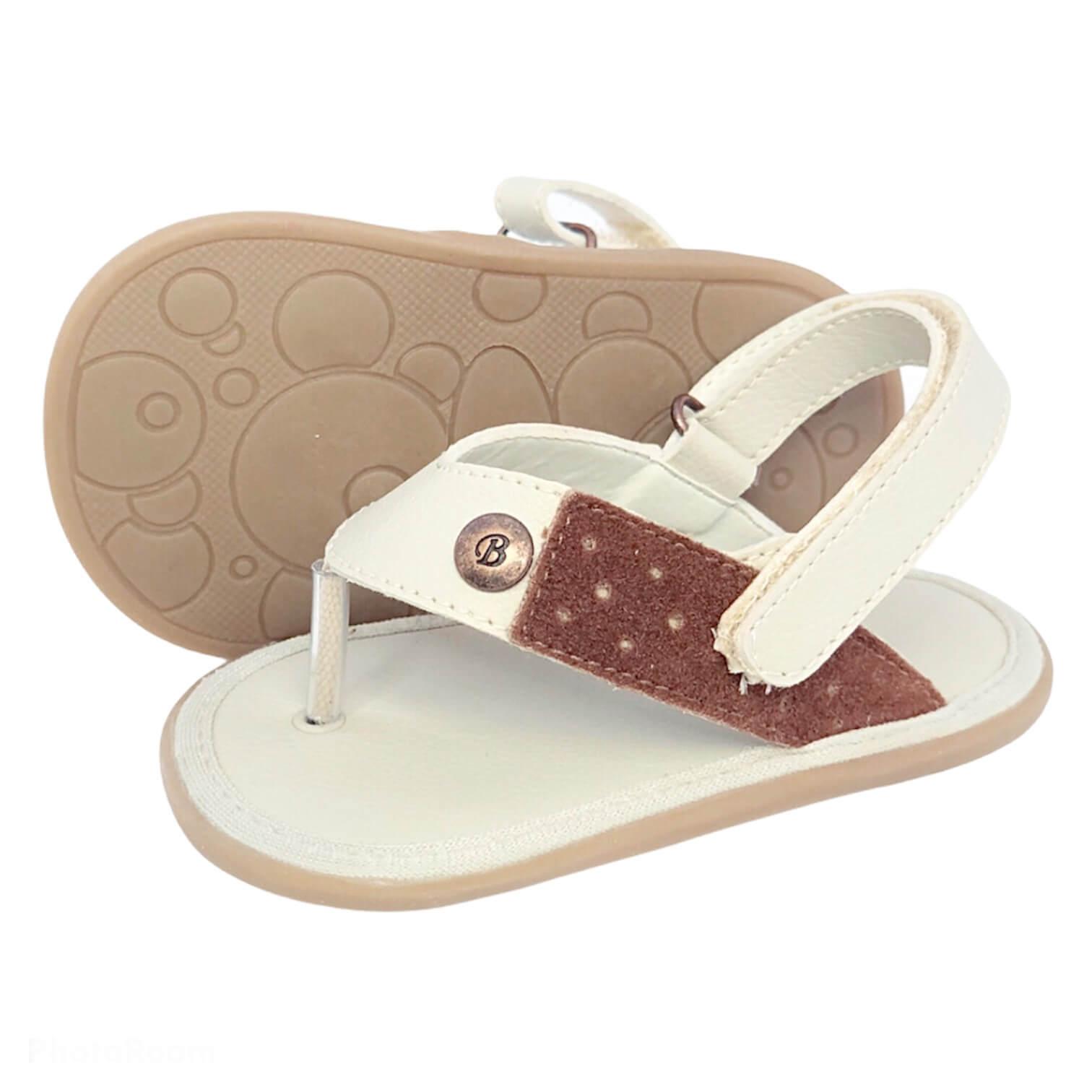 Sandália de Dedo Palha