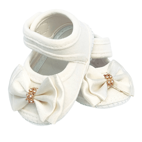 Sapatilha Baby Off White