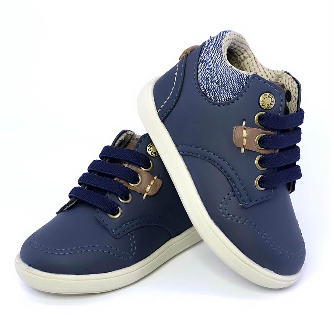 Sapato Azul Marinho