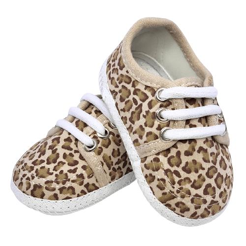 Sapato Baby Animal Print