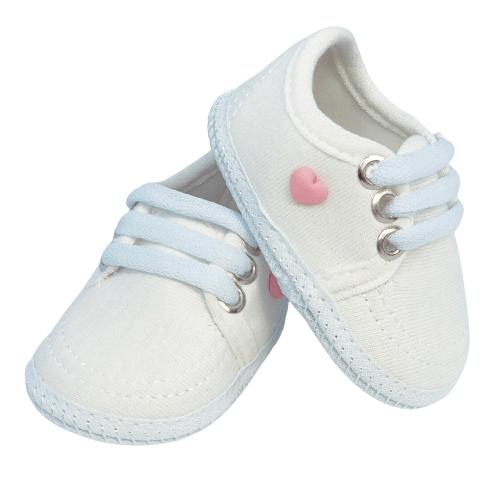 Sapato Baby Princesa Off White