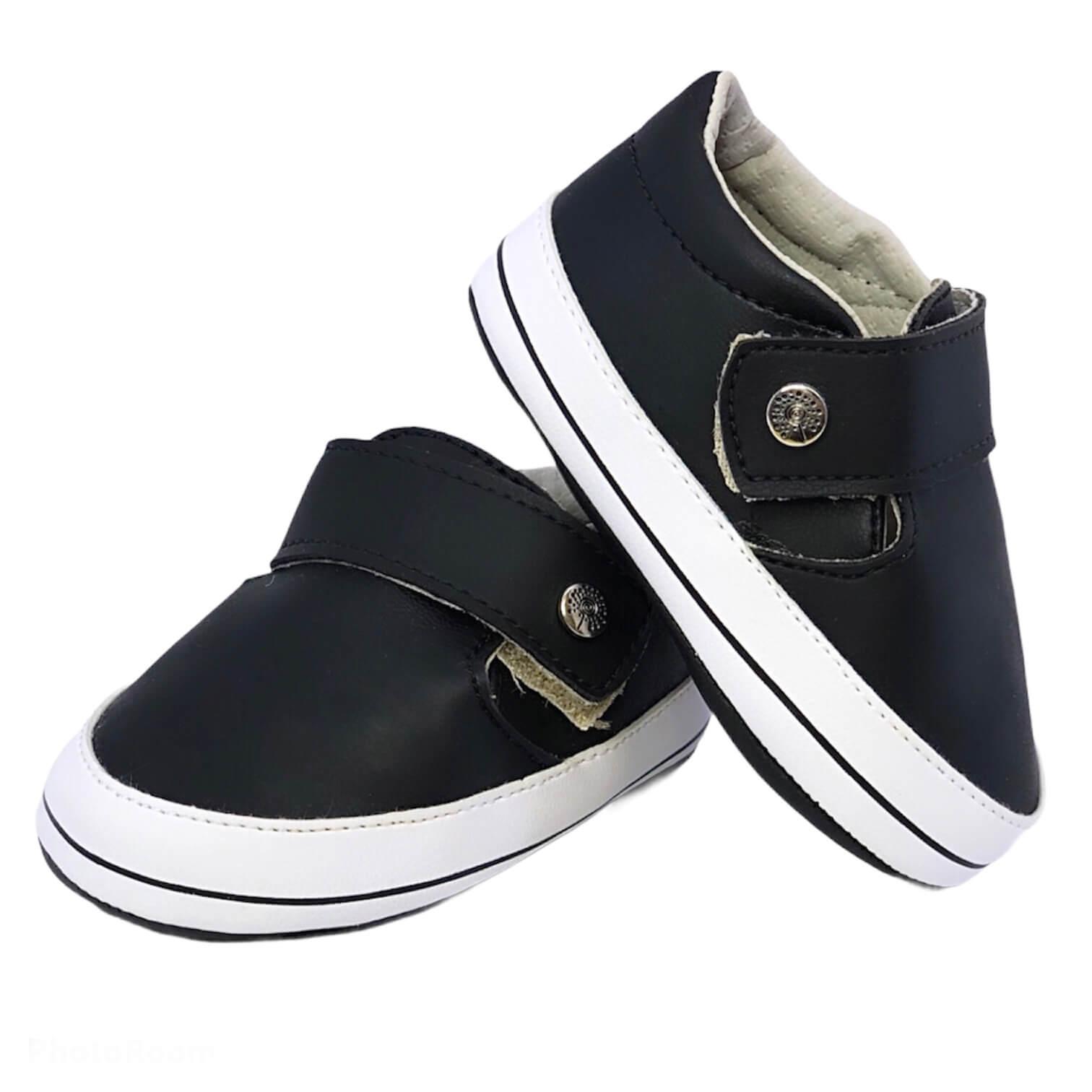 Sapato Léo Preto