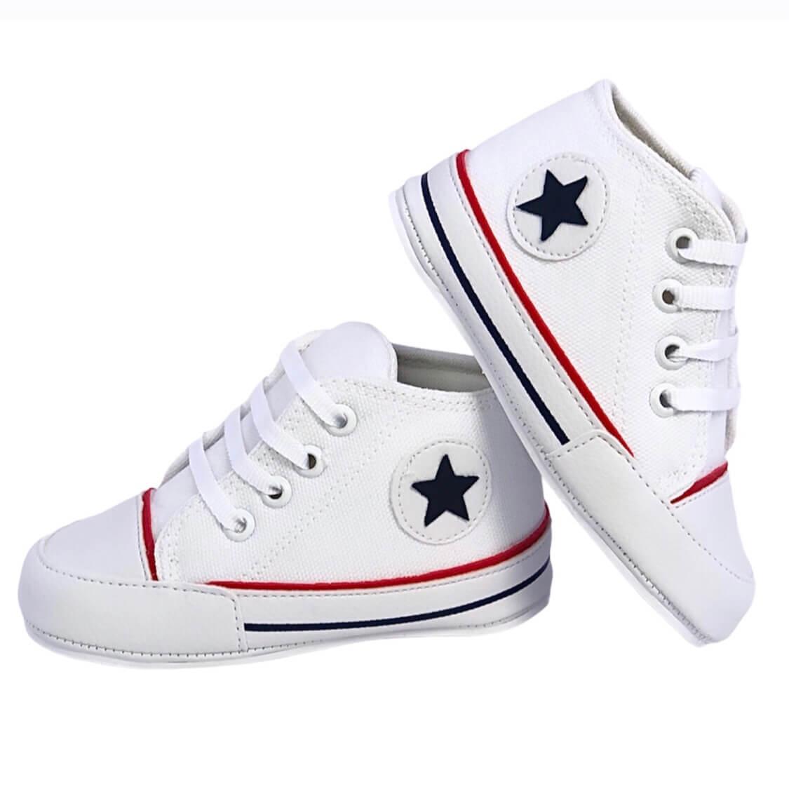 Tênis Star Branco