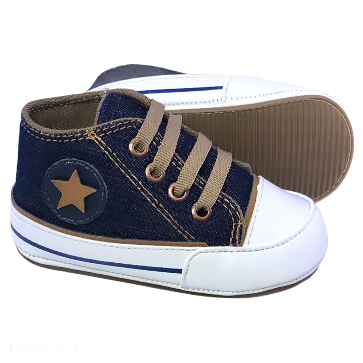 Tênis Star Jeans