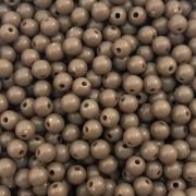 BOL299 - Bola Resina Chocolate 6mm - 20Grs