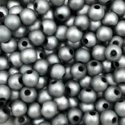 BOL608 - Bola Emborrachada Prata 8mm - 20Grs