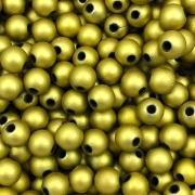 BOL609 - Bola Emborrachada Dourado 8mm - 20Grs