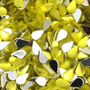 CHT030 - Chaton Gota Amarelo 5x8 - 10unids