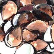 CHT1448 - Chaton Gota 18x25 Light Burgundy- 02unids