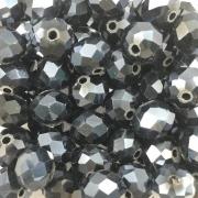 CRT047 - Cristal Jet Hematite 10mm - 72Unids
